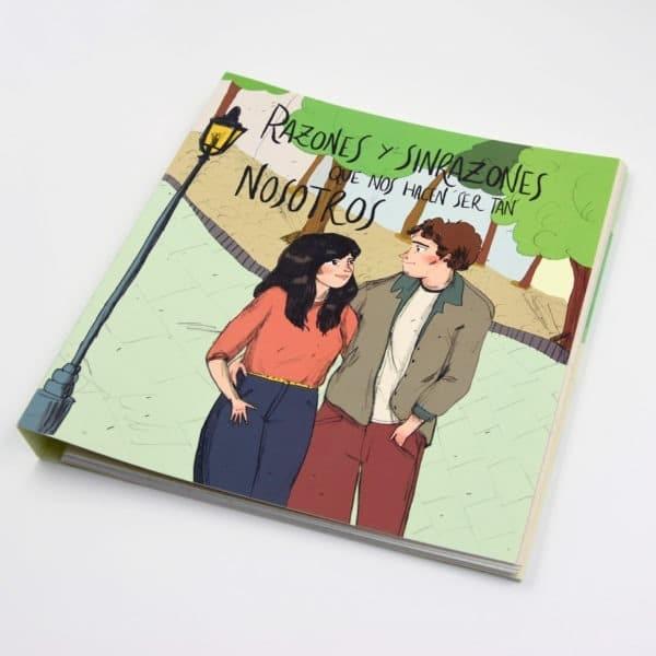 album de fotos parejas